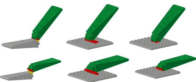 Brick separator