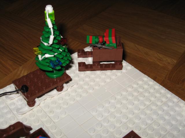 Božiček med eskimi
