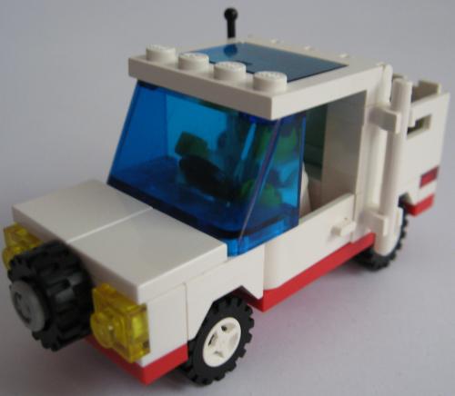 Lahko dostavno vozilo 1