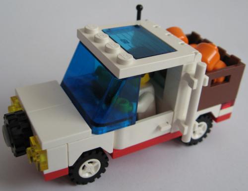 Lahko dostavno vozilo 4