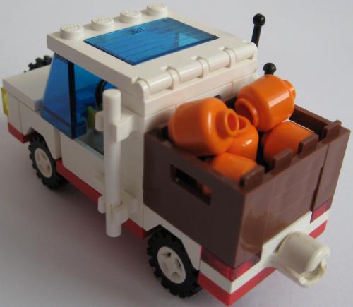 Lahko dostavno vozilo 5